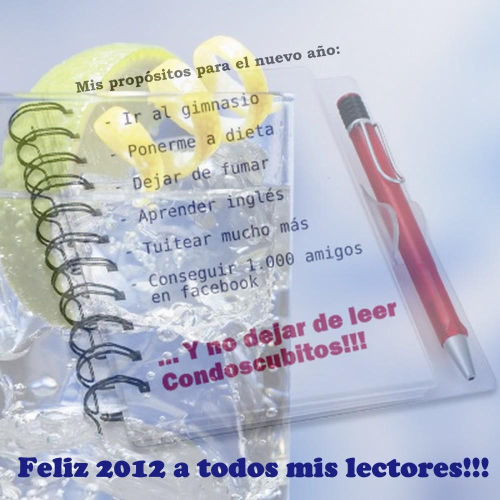 Feliz 2012, queridos lectores!!!