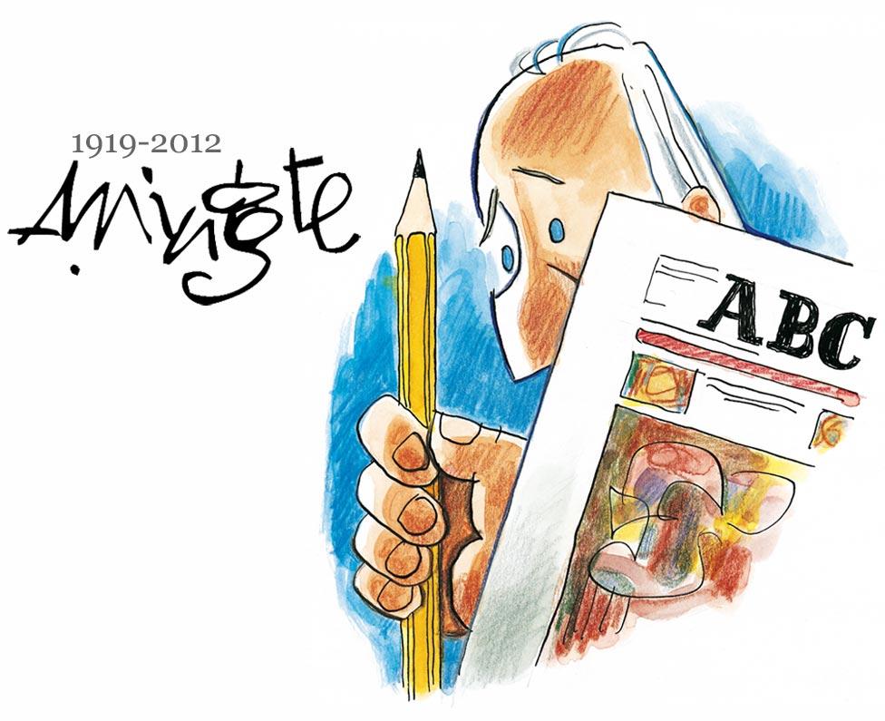 Recordando al genial Antonio Mingote