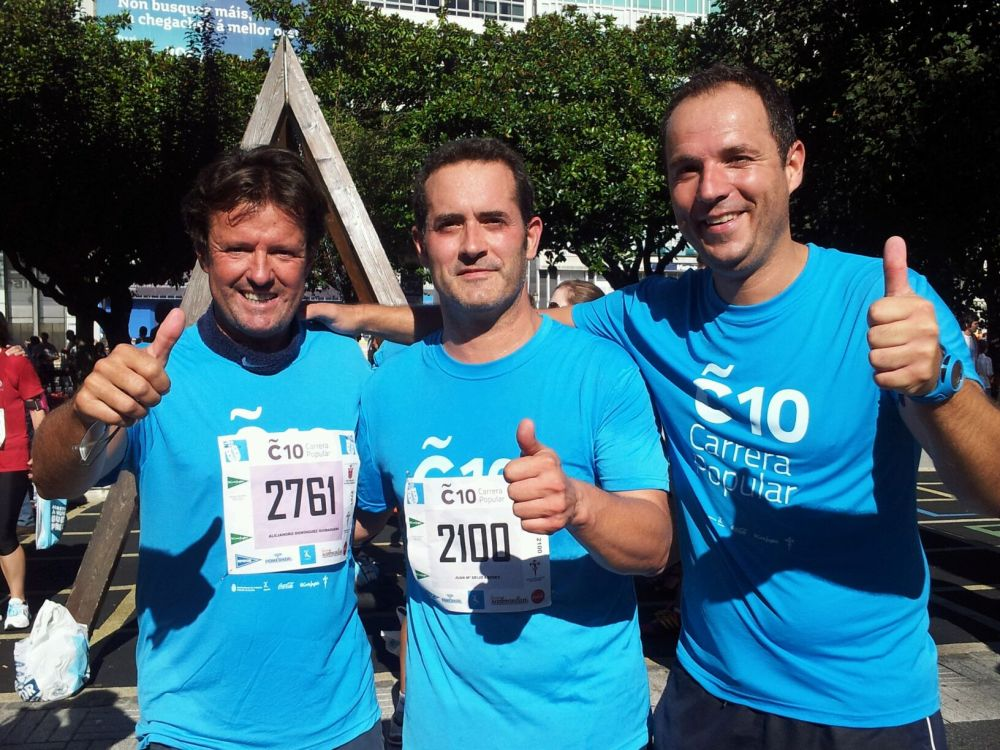 #Coruña10: la fiesta del atletismo coruñés (3/6)