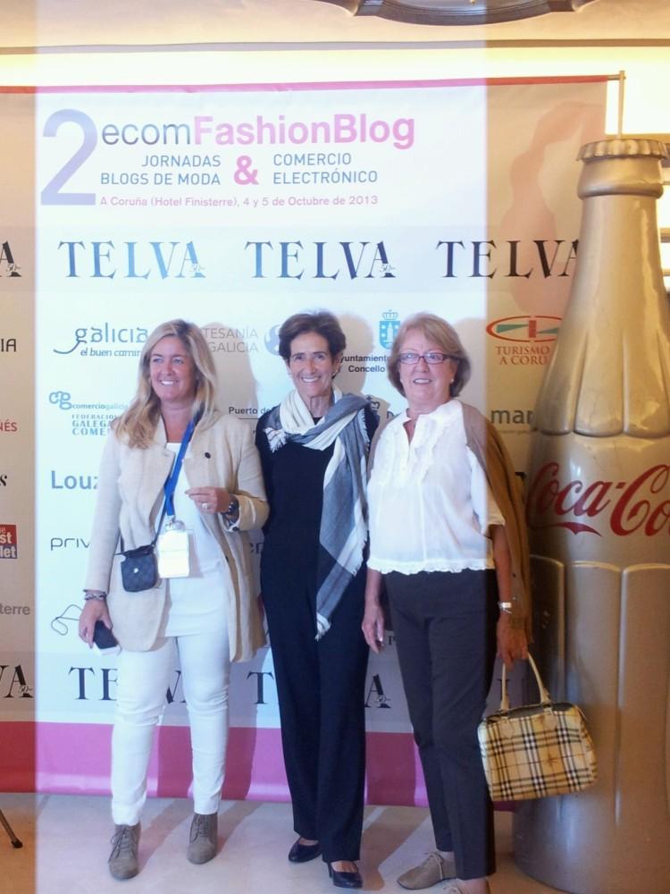 La moda y la comunicación triunfaron en el 2ecomFashionBlog (3/6)